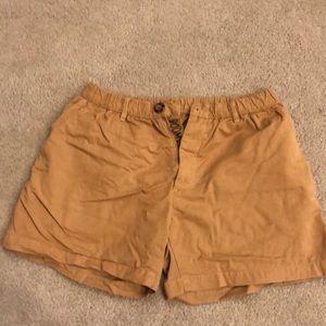 Chubbies Shorts - Dark Khaki